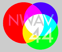 NWAV 44, October 22-25, 2015 North America's premier sociolinguistics conference organized jointly by faculty members from LAL and from the University of Toronto, Department of Linguistics